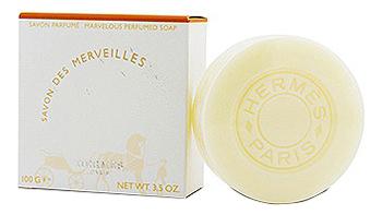 Купить Eau Des Merveilles: мыло 100г, Hermes