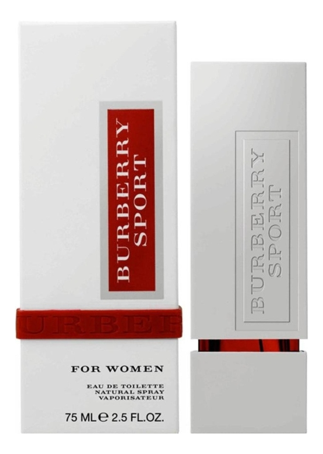 Burberry Sport for women: туалетная вода 75мл