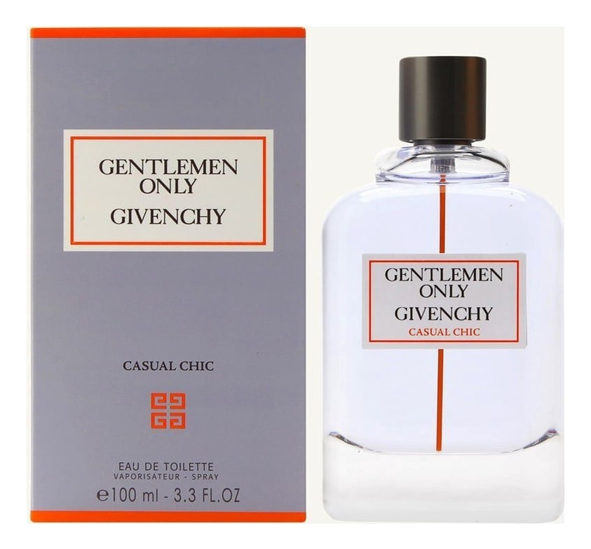 Gentlemen Only Casual Chic: туалетная вода 100мл gentlemen only туалетная вода 50мл