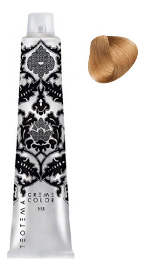 Купить Стойкая крем-краска для волос Cream Color 100мл: 7.32 Бежевый блондин, Teotema