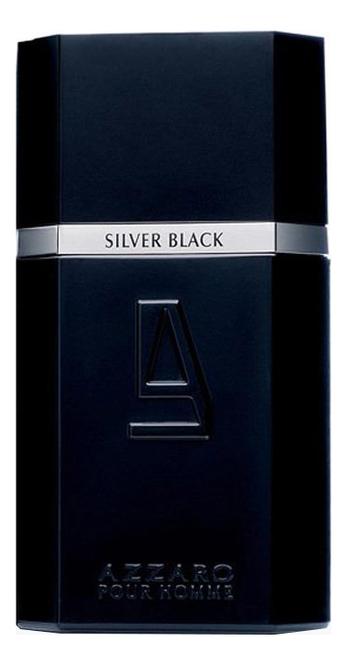 Купить Silver Black: туалетная вода 7мл, Azzaro