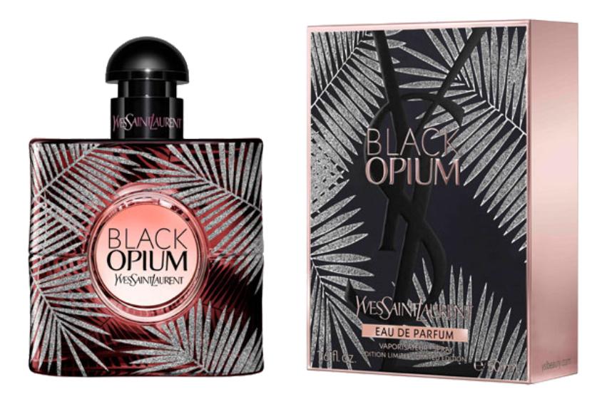 YSL Black Opium Exotic Illusion: парфюмерная вода 50мл ysl black opium collector edition 2018 парфюмерная вода 50мл тестер