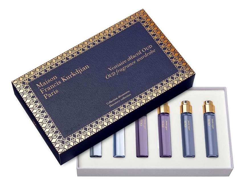 Oud: парфюмерная вода 6*11мл top secret парфюмерная вода 11мл