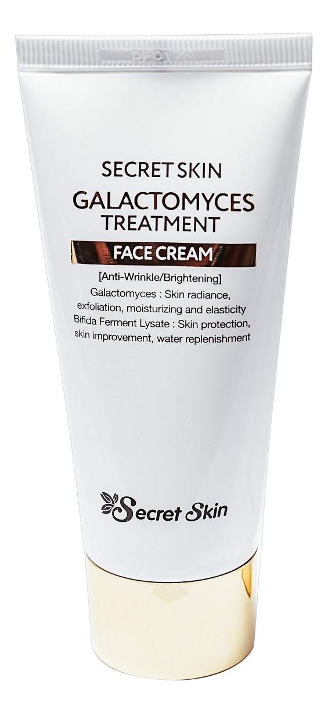 Крем для лица осветляющий Galactomyces Treatment Face Cream 50г цена и фото