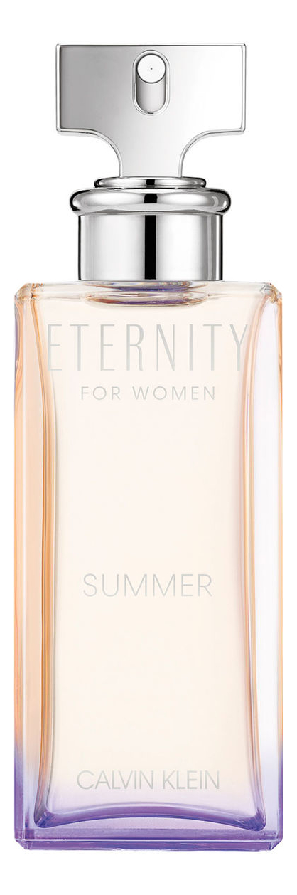Calvin Klein Eternity For Women Summer 2019: парфюмерная вода 100мл тестер