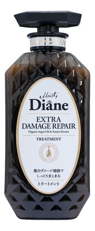 Купить Кератиновая бальзам-маска для волос Восстановление Perfect Beauty Extra Damage Repair Treatment 450мл, Moist Diane