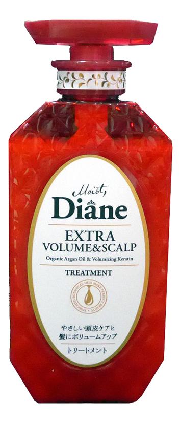 Кератиновая бальзам-маска для волос Объем Perfect Beauty Extra Volume & Scalps Treatment 450мл