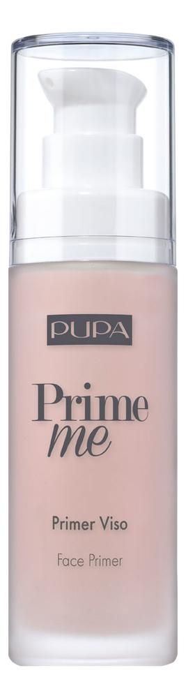Купить Совершенствующая база под макияж для всех типов кожи Prime Me Viso 30мл, PUPA Milano