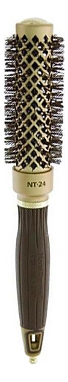 Фото - Термобрашинг для укладки волос керамический + ion NanoThermic 24мм термобрашинг для укладки волос керамический ion nanothermic 34мм
