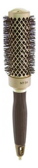 Фото - Термобрашинг для укладки волос керамический + ion NanoThermic 34мм термобрашинг для укладки волос керамический ion nanothermic 34мм