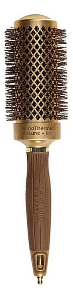 Фото - Термобрашинг для укладки волос керамический + ion NanoThermic 44мм термобрашинг для укладки волос керамический ion nanothermic 34мм