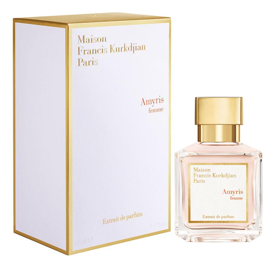 Купить Francis Kurkdjian Amyris Femme Extrait De Parfum: духи 70мл