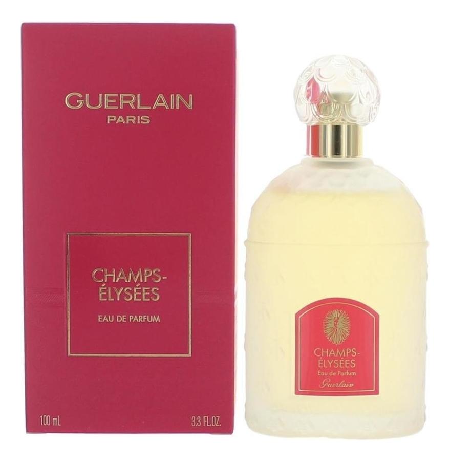 Champs Elysees: парфюмерная вода 100мл (новый дизайн) guerlain champs elysees туалетная вода 50 мл