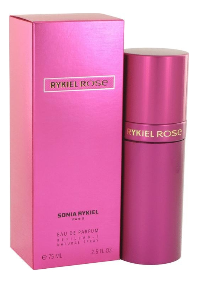 Фото - Rose: парфюмерная вода 75мл запаска russian leather парфюмерная вода 10мл запаска