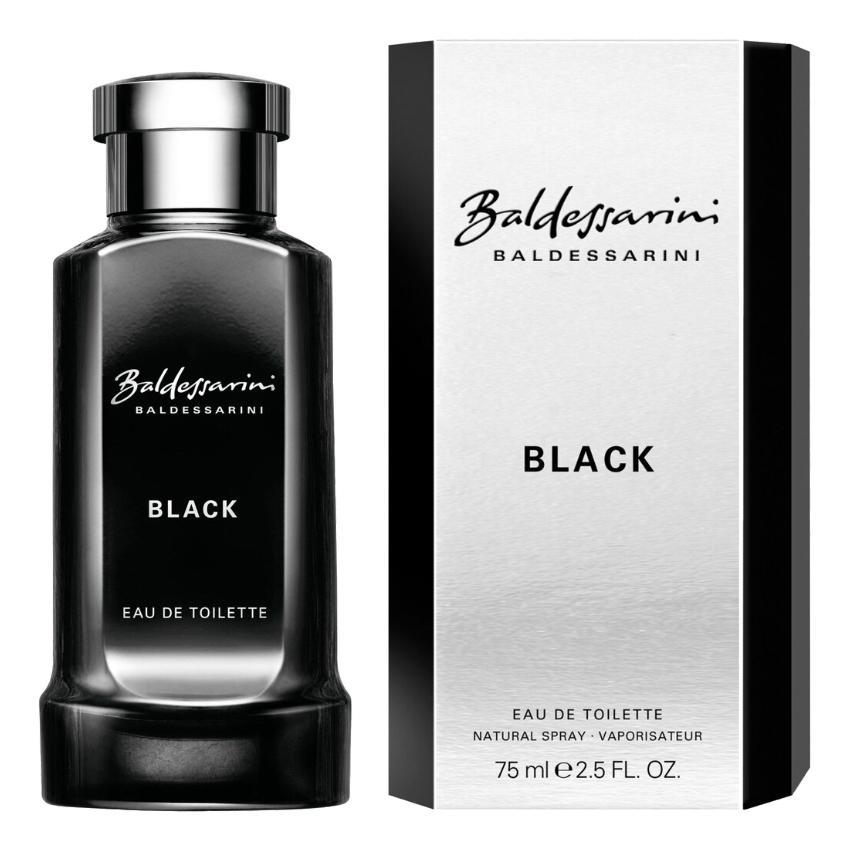 цена на Baldessarini Black: туалетная вода 75мл