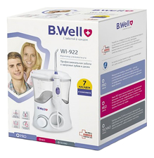 B.Well Ирригатор WI-922
