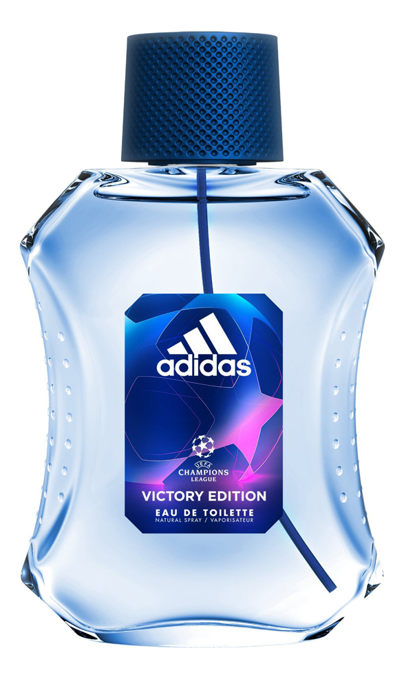 Adidas Uefa Champions League Victory Edition: туалетная вода 100мл тестер дезодорант мужской adidas uefa 4 champions edition