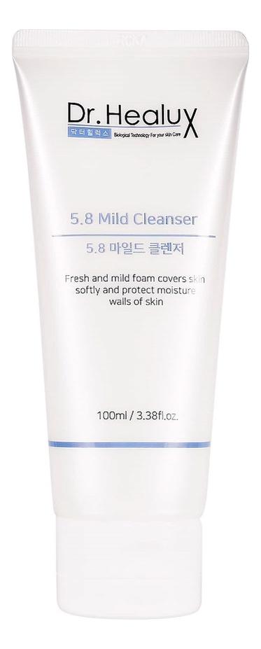 Пенка для умывания 5.8 Mild Cleanser: Пенка 100мл мустела пенка для умывания