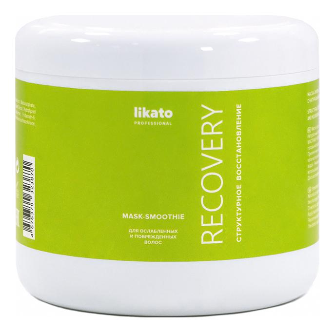 Маска-смузи для восстановления волос Recovery: Маска-смузи 500мл