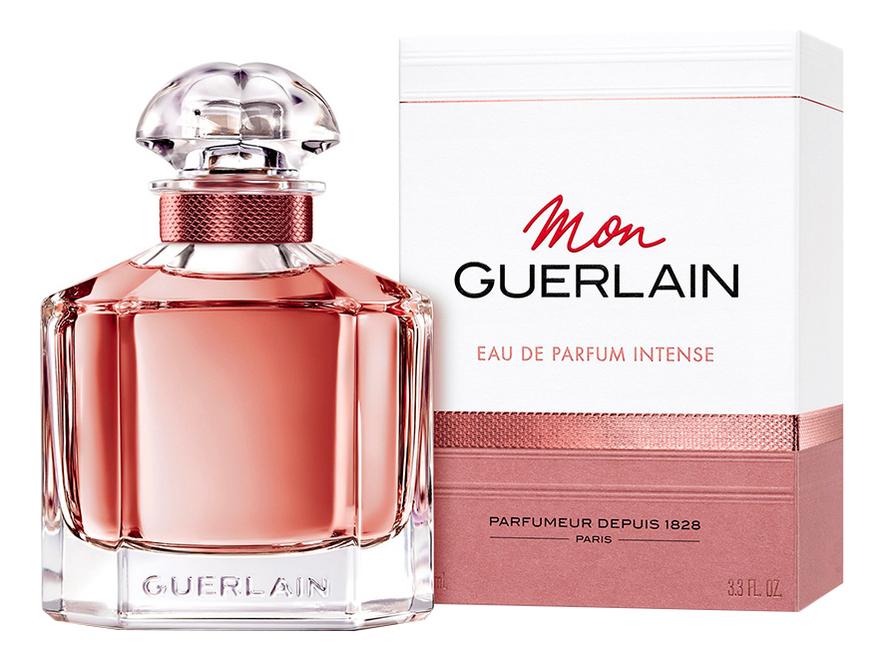 Фото - Mon Guerlain Eau de Parfum Intense: парфюмерная вода 100мл mon guerlain eau de toilette туалетная вода 100мл