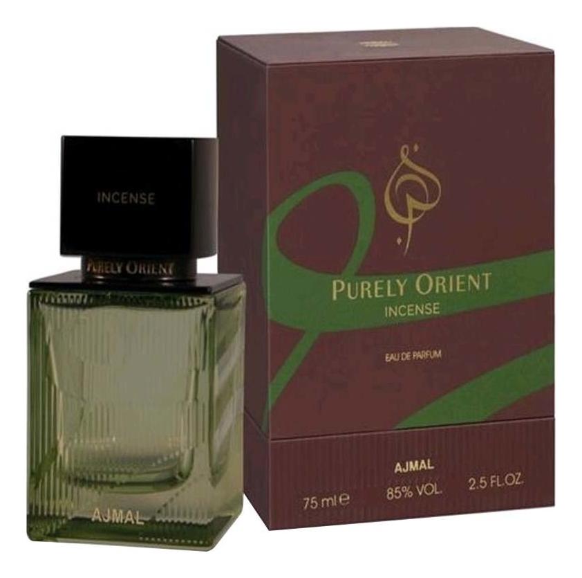 Купить Purely Orient Incense: парфюмерная вода 75мл, Ajmal