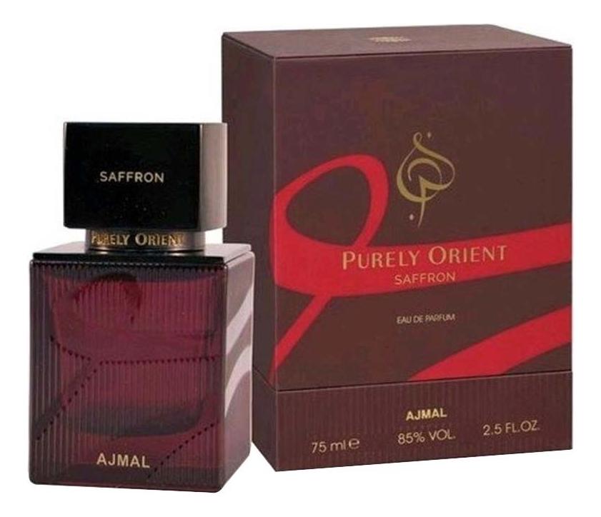 Купить Purely Orient Saffron: парфюмерная вода 75мл, Ajmal