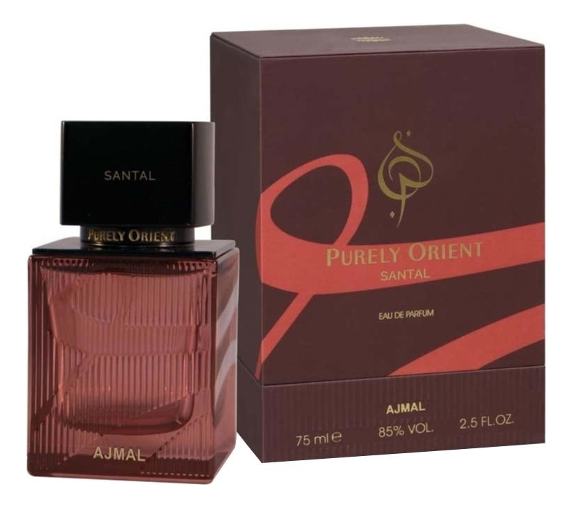 Purely Orient Santal: парфюмерная вода 75мл недорого