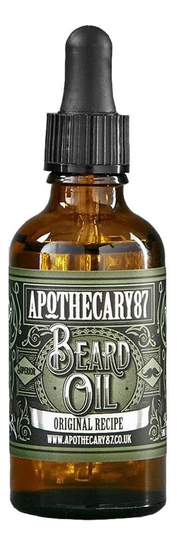 Масло для бороды Beard Oil Original Recipe (с ароматом): 50мл