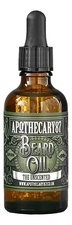 Apothecary 87 Масло для бороды Beard Oil The Unscented (без аромата)