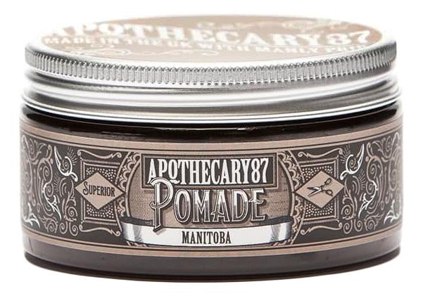 Купить Помада для укладки волос Pomade Manitoba 100мл, Apothecary 87