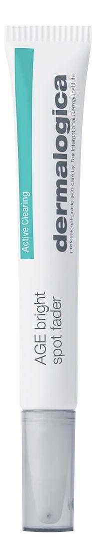Фото - Антивозрастной очищающий корректор для лица Age Bright Spot Fader 15мл mixer fader 75mm b10kx2