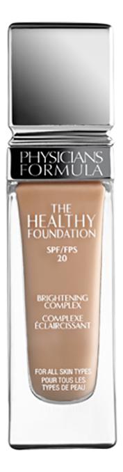 Тональная основа The Healthy Foundation 30мл: Светлый нейтральный недорого