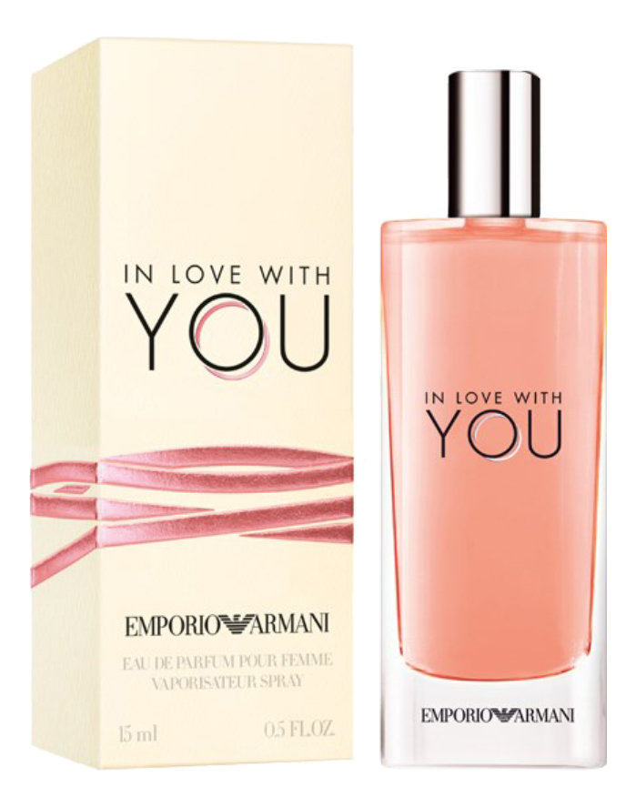 Фото - Emporio In Love With You: парфюмерная вода 15мл парфюмерная вода giorgio armani stronger with you intensely 50 мл