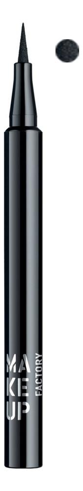 Жидкая подводка для глаз Full Precision Liquid Liner 1мл: 01 Черный, MAKE UP FACTORY  - Купить