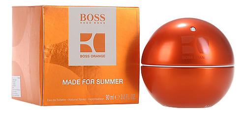 Купить Hugo Boss Boss In Motion Orange Made For Summer: туалетная вода 90мл