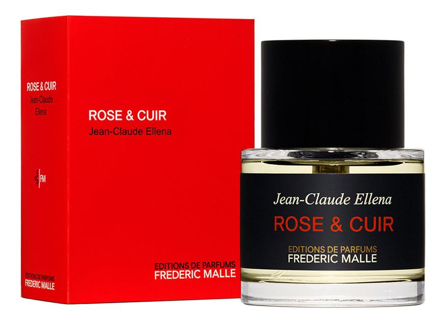 Rose & Cuir: парфюмерная вода 50мл si rose signature парфюмерная вода 50мл