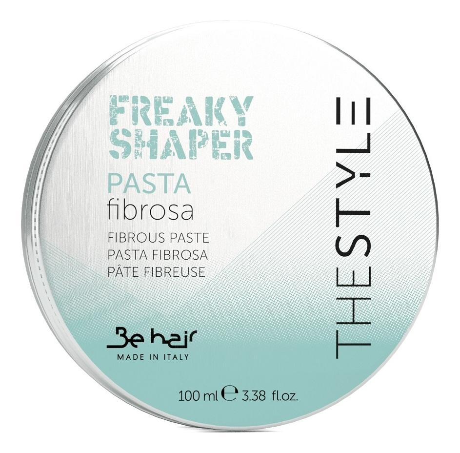 Моделирующая паста для волос The Style Freaky Shaper Fibrous Paste 100мл матовая паста для укладки волос be style matte shaper paste 100мл