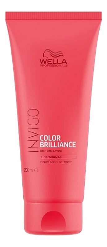 Бальзам для окрашенных нормальных и тонких волос Invigo Color Brilliance Conditioner: Бальзам 200мл