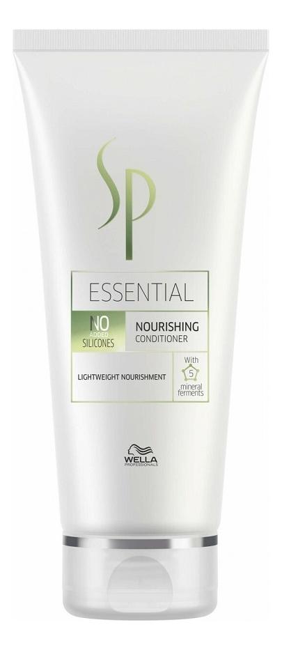 Купить Кондиционер для питания волос SP Essential Nourishing Conditioner 200мл, Wella