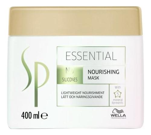 Питательная маска для волос SP Essential Nourishing Mask: Маска 400мл, Wella  - Купить