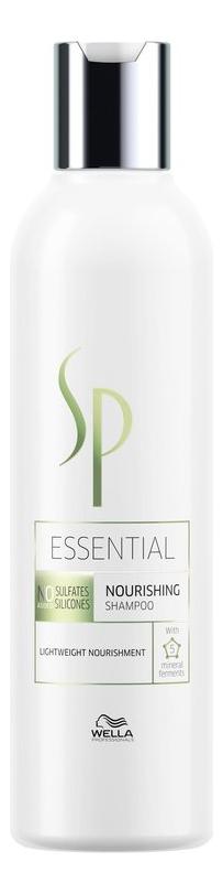 Купить Питательный шампунь для волос SP Essential Nourishing Shampoo: Шампунь 200мл, Wella