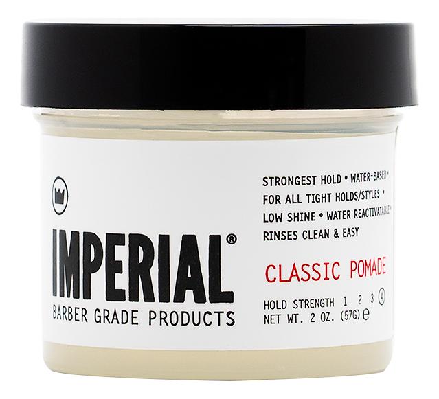 Купить Помада для укладки волос Classic Pomade: Помада 57г, Imperial Barber