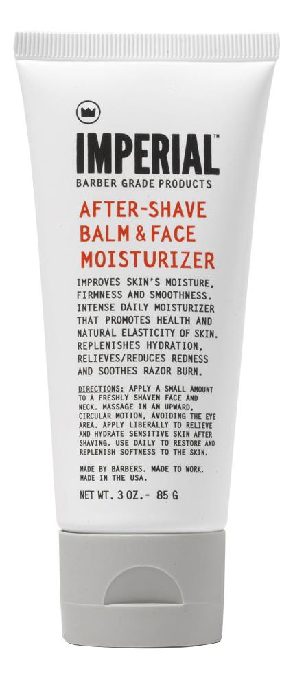 Купить Увлажняющий бальзам после бритья After-Shave Balm & Face Moisturizer 85г, Увлажняющий бальзам после бритья After-Shave Balm & Face Moisturizer 85г, Imperial Barber