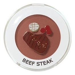 Купить Тени для век матовые Saemmul Single Shadow Matt 1, 6г: BR19 Beef steak, The Saem