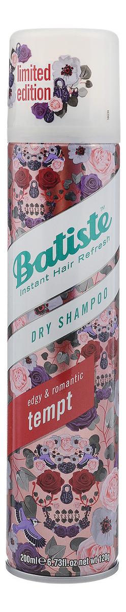 Купить Сухой шампунь для волос с восточно-древесным ароматом Dry Shampoo Tempt 200мл, Batiste