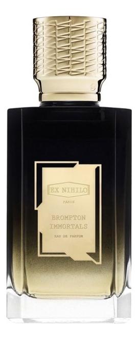 Ex Nihilo Brompton Immortals: парфюмерная вода 100мл тестер