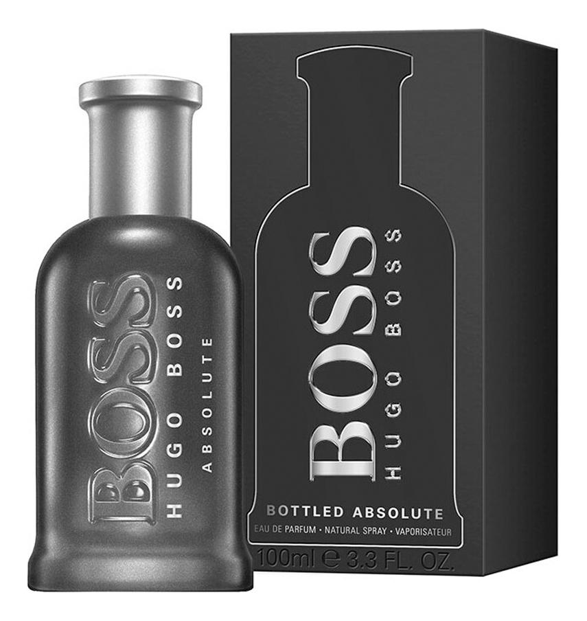 Hugo Boss Boss Bottled Absolute: парфюмерная вода 100мл цена и фото
