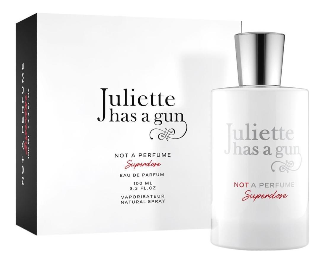 Juliette Has A Gun Not A Perfume Superdose: парфюмерная вода 100мл juliette has a gun romantina туалетные духи 50 мл