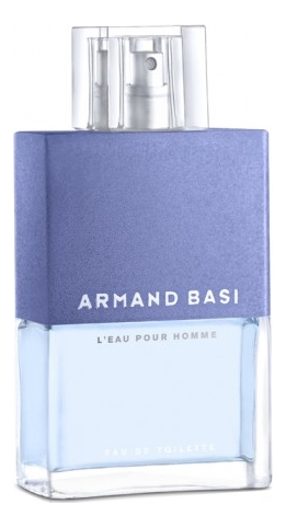 цена на Armand Basi L'Eau Pour Homme: туалетная вода 125мл тестер