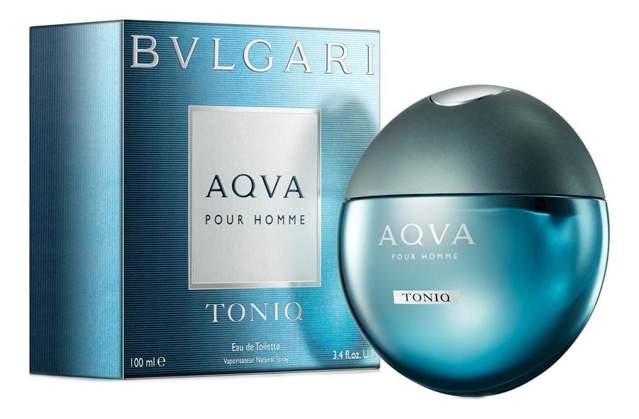 Bvlgari Aqva Pour Homme Toniq: туалетная вода 100мл цена
